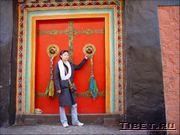 Двери в Тибет
