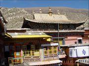 Гомпа в монастыре Дрепунг (Drepung)
