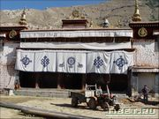 Гомпа в монастыре Сера (Sera)