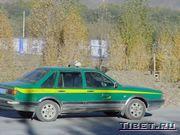 Такси в Лхасе