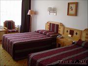 Мой номер в трех-звездном отеле в Шигатзе