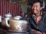 Тибетцы очень радушны и дружелюбны