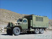 С транспортов в Тибете все просто...