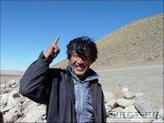 Прощание с тибетцами