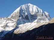 Гора Кайлас в Гималаях